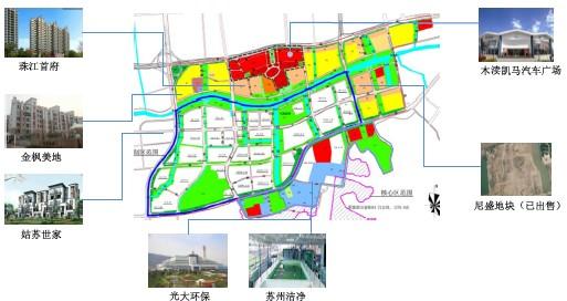 苏州木渎镇镇域产业发展战略规划暨胥江城环保产业园发展战略规划与图片