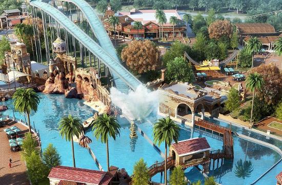 未来5年主题公园型旅游地产市场现状分析
