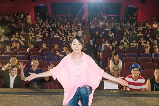 《后来的我们》将全球播 刘若英:像永远不会下片