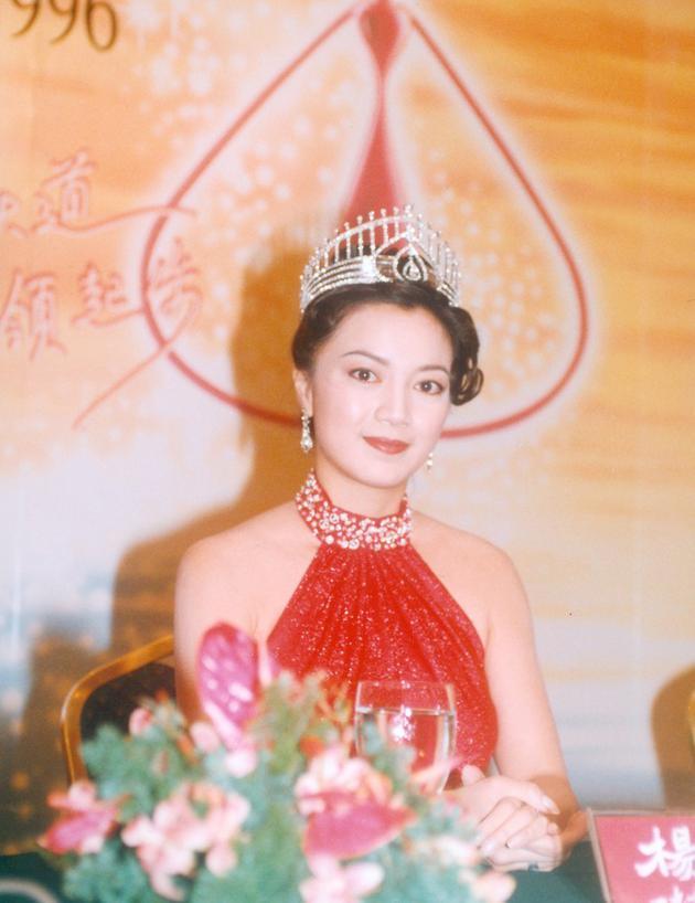 前港姐冠军杨婉仪欠债307万 已抵押后冠与物业