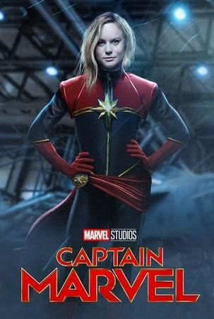 《惊奇队长》预告提前外流 女主性感变身过程曝光