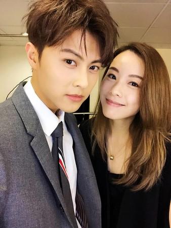 杨丞琳旧爱王子被曝交往邓丽欣 双方否认恋人关系