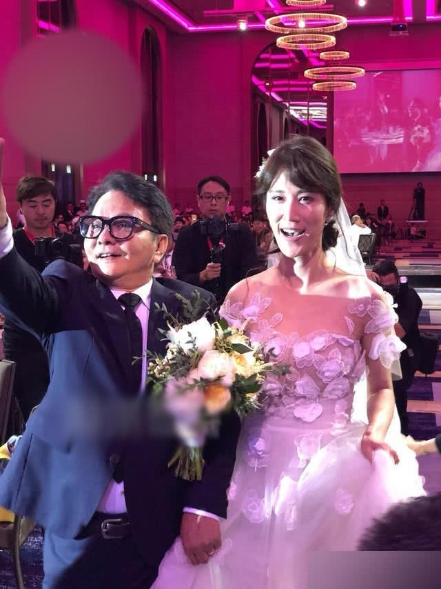 摄影师结婚萧敬腾侯佩岑等数十位大咖现身