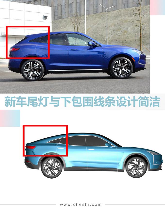 Coupe造型与宝马X6相似
