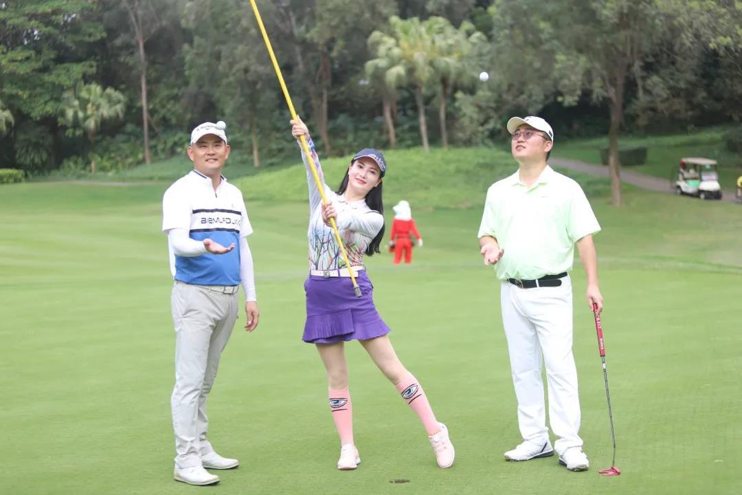"""""""西部世界杯""""中国保险高尔夫俱乐部会长邀请赛圆满落幕"""