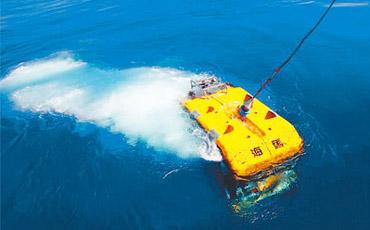 """从""""海斗""""号谈谈无人潜水器的应用及发展瓶颈"""