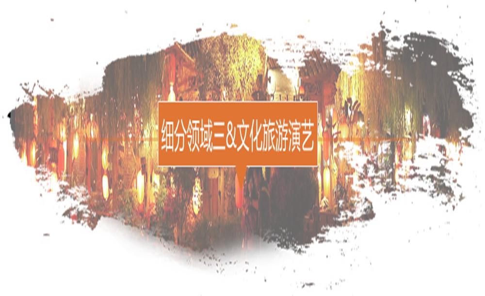 文化旅游产业发展研究专题