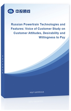 Russian Powertrain Technologies and Features: Voice of Customer Study on Customer Attitudes, Desirability and Willingness to Pay