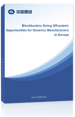 Blockbusters Going Off-patent: Opportunities for Generics Manufacturers in Europe