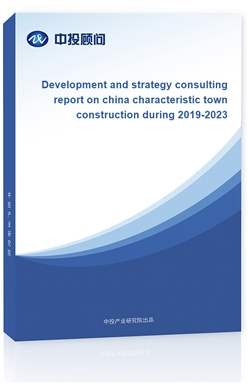 Development and strategy consulting report on china characteristic town construction during 2019-2023